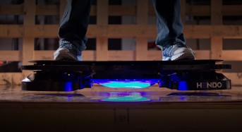 Hoverboard : le skateboard volant